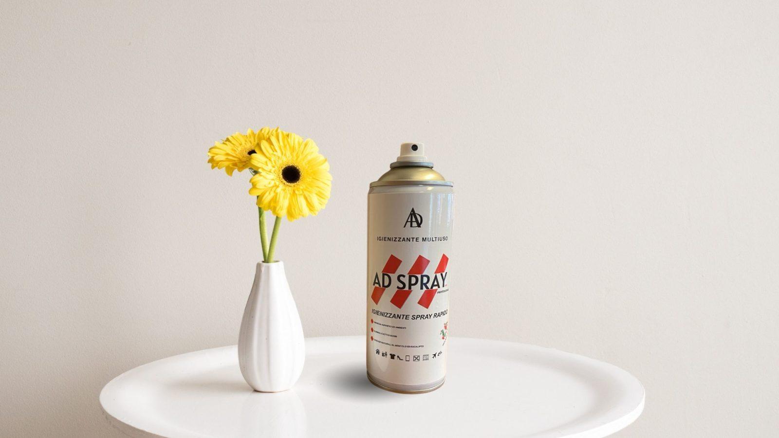 adspray igienizzante